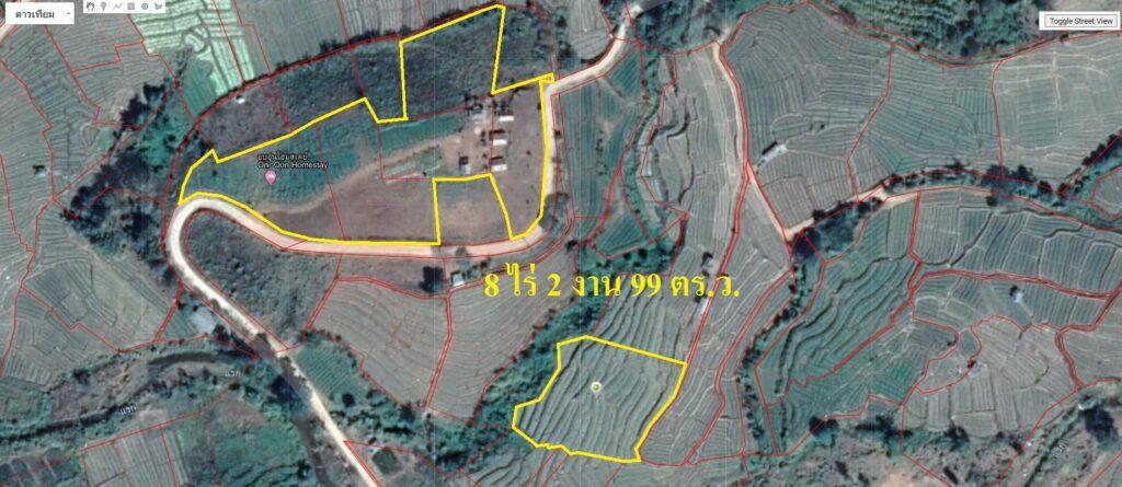 ขายที่ดิน 8 ไร่ 3 งานที่เป็นโฉนดขาย 10 ล้าน