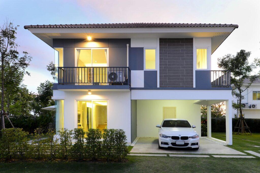 ขายบ้านเดี่ยว 2 ชั้น Modern Natural Style ด่วน!ซื้อตอนนี้มีโปรโมชั่นผ่อนให้ฟรี 1 ปีพร้อมของแถม