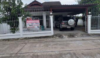 PH594 ขายบ้านเดี่ยวชั้นเดียว หมู่บ้านเพชร ชมพู 2