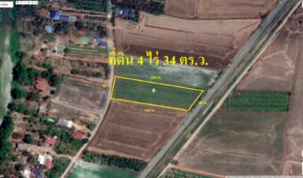 PH746 ด่วน ขายสวนมะม่วง ต.วังไก่เถื่อน 4 ไร่ 34 ตาราวา ราคาไร่ละ 500,000