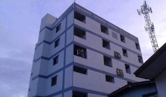 PH789 ขายอพาร์ทเม้นท์ 5 ชั้น 48 ห้อง ที่ดิน 100 ตร.ว.