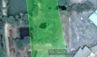 P26 ขายที่ดิน 4 ไร่ 3 งาน 38 ตารางวา ตรงข้ามตลาดโรงเกลือพื้นที่สีเขียว