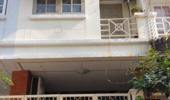 PH570 ขายบ้านทาวน์โฮม 3 ชั้น หมู่บ้านเกตุนุติ เลียบทางด่วน เอกมัย-รามอินทรา (ลาดพร้าว 87)