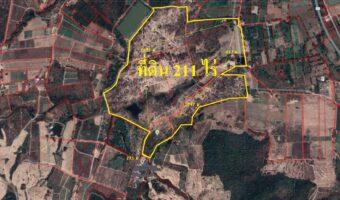 P322 ขายที่ดินแปลงสวยหนองหญ้าปล้อง 211 ไร่ เพชรบุรี น้ำไฟฟ้าถึงที่ดินถนนบายพาสเส้นหนองหญ้าปล้อง ราคาถูกมากขายต่ำกว่าราคาประเมินค่ะ